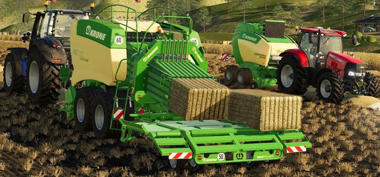 10 Best Baler & Baling Mods For Farming Simulator 19