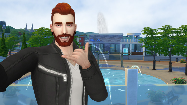 Boy Selfie Pose Pack– Set #4 by Veiga Sims for Sims 4