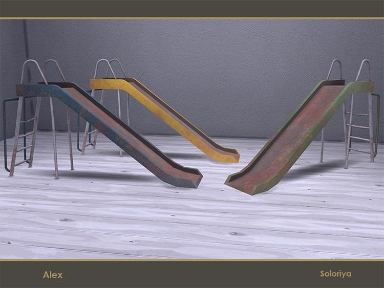 Alex Slide Sims 4 CC