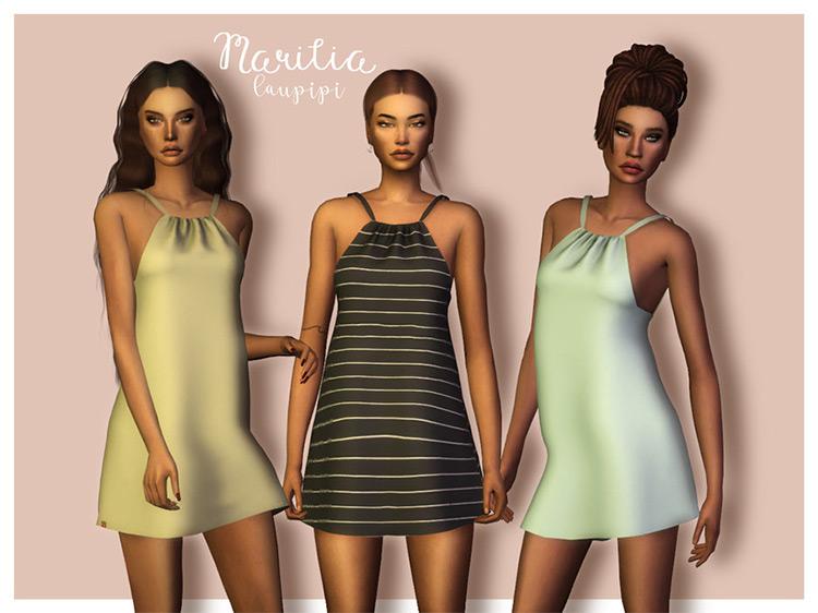Marilia for Sims 4