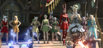 Moonlight Music Event In-Game Screenshot from FF 14