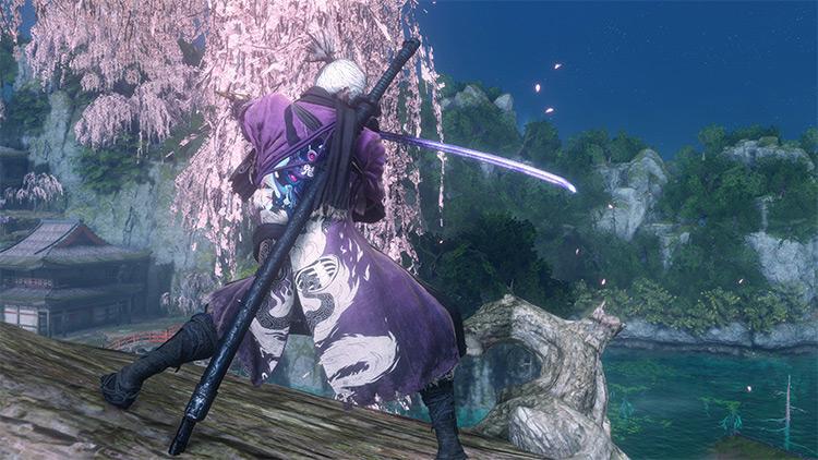 Murasaki Oni Mod for Sekiro: Shadows Die Twice
