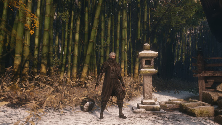 Sekiro as Rikimaru Mod for Sekiro: Shadows Die Twice