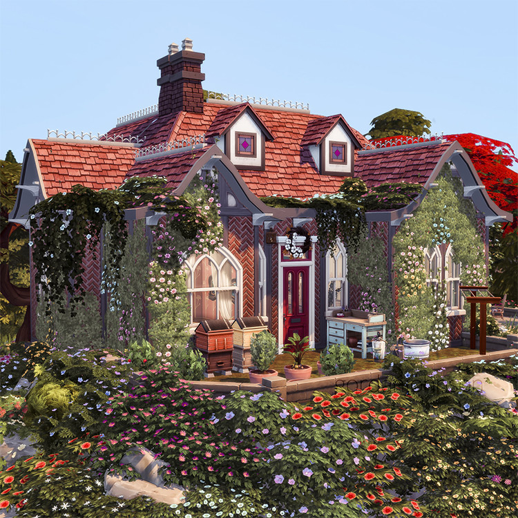 Good Witch Cottage - TS4 Lot