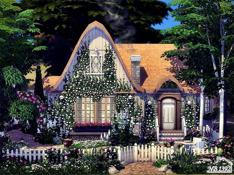 Flower Cottage TS4 Lot