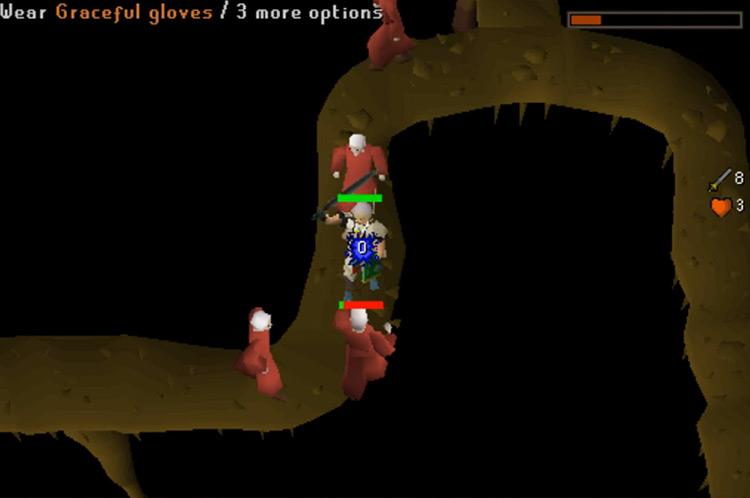 Underground Pass OSRS Dungeon