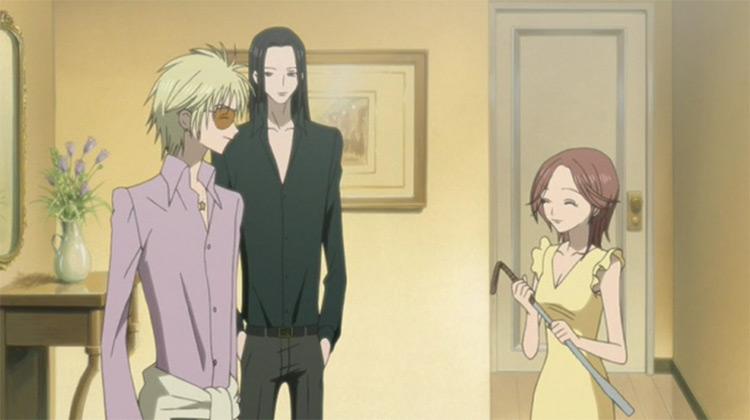 Nana anime screenshot