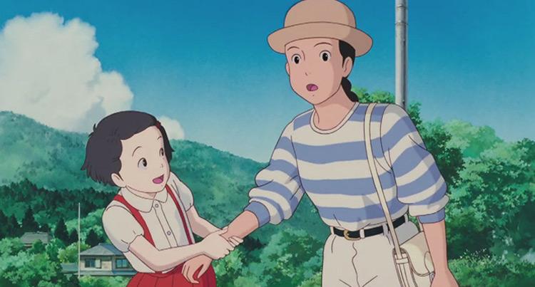 Only Yesterday anime screenshot