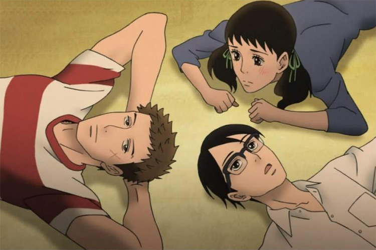 Kids on the Slope Preview Screenshot