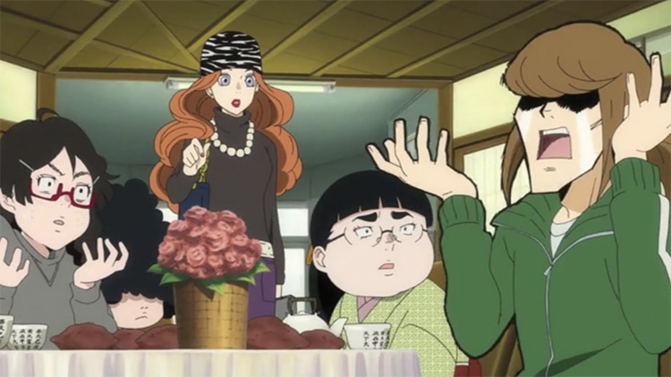 Princess Jellyfish anime screenshot