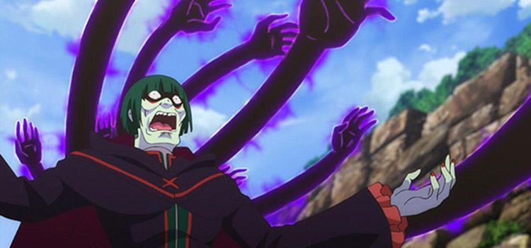 Petelgeuse Re:Zero Anime Villain with Hands