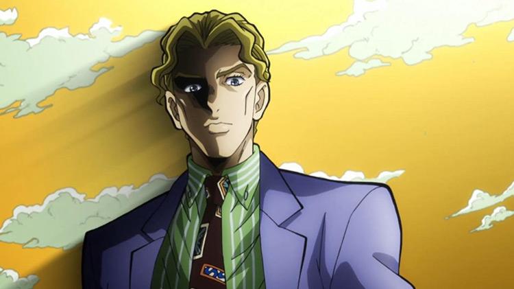Yoshikage Kira in JoJo's Bizarre Adventure: Diamond is Unbreakable