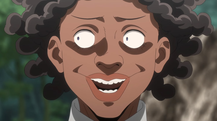 Sister Krone from The Promised Neverland
