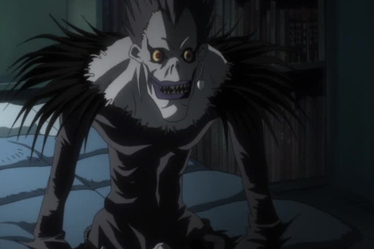 Ryuk from Death Note anime