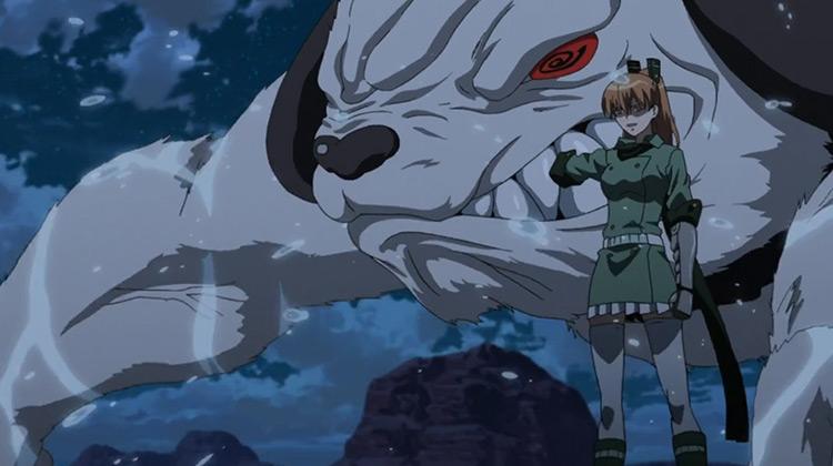 Seryuu Ubiquitous in Akame ga Kill!