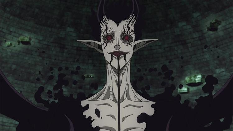 Zagred in Black Clover anime