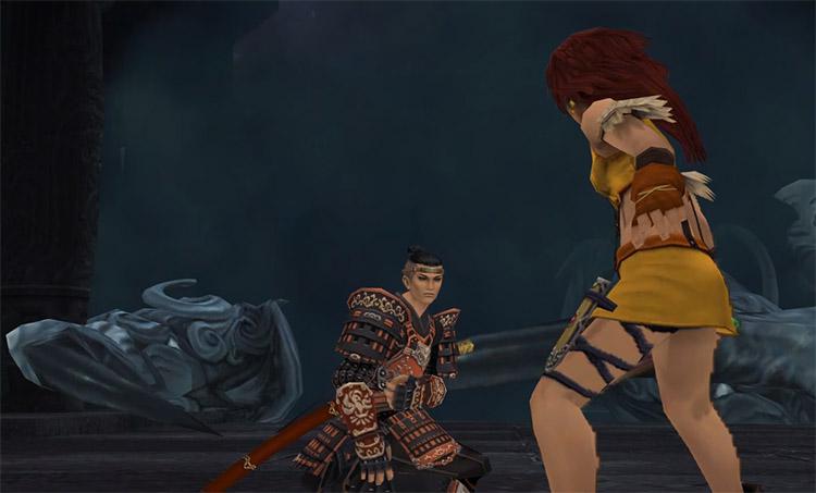 Rhapsodies of Vana'diel cutscene screenshot