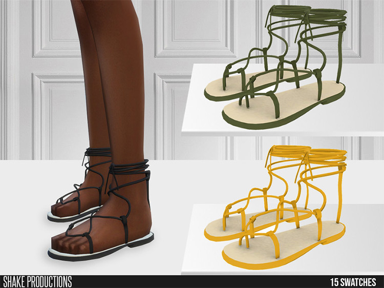 Shake Production Sandals TS4 CC