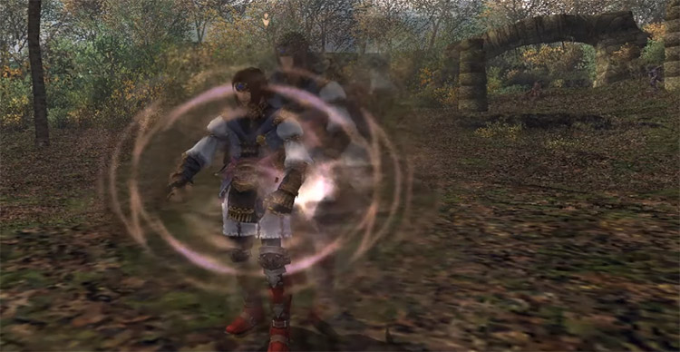 Occultation Blue Magic in FFXI