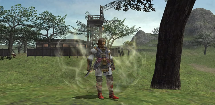 Cocoon Blue Magic in FFXI