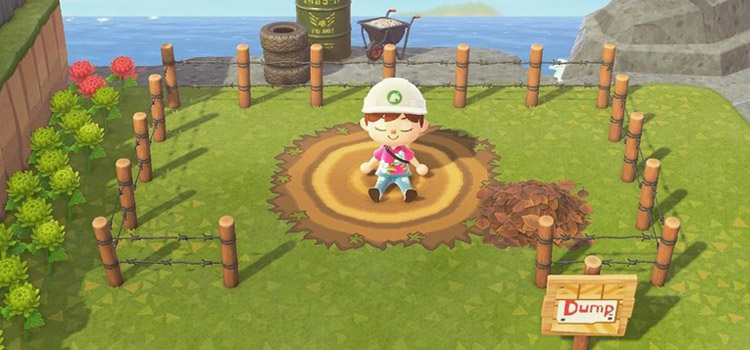 Animal Crossing GameCube Dump redesigned in New Horizons