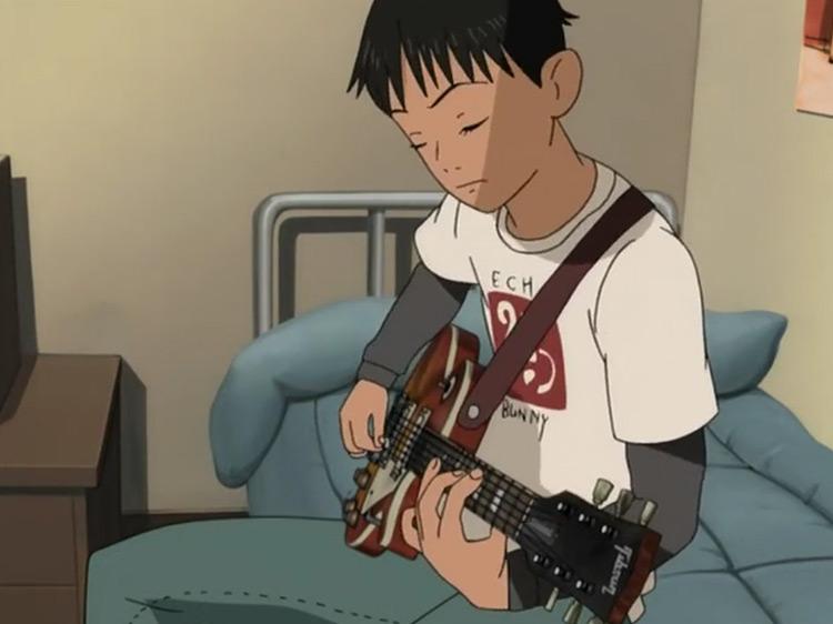 Yukio Tanaka Beck anime screenshot