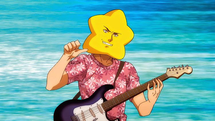 Hoshi from Arakawa Under the Bridge anime