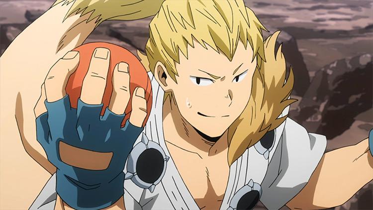 Mashirao Ojiro in My Hero Academia anime