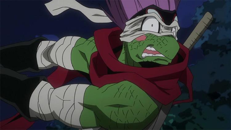 Shuichi Iguchi (Spinner) from MHA anime