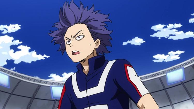 Hitoshi Shinso from MHA anime