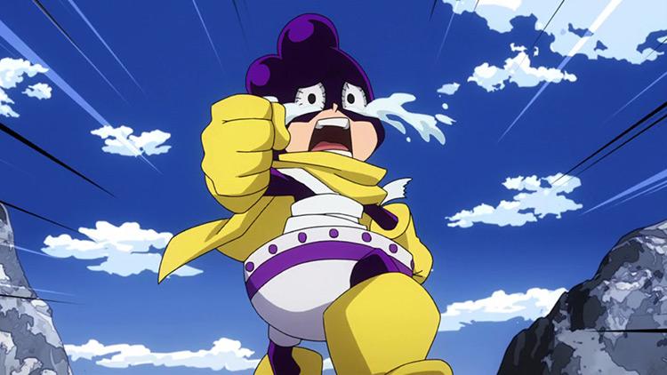 Minoru Mineta in My Hero Academia