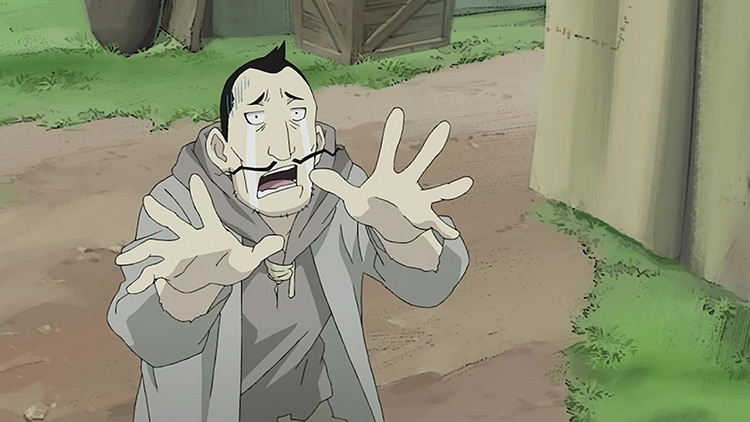 Yoki from Fullmetal Alchemist: Brotherhood anime