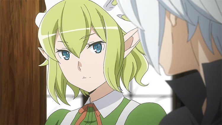 Ryu Lion from Is It Wrong to Try to Pick Up Girls in a Dungeon?