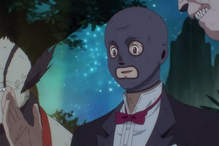Fukuyama Dorohedoro anime screenshot