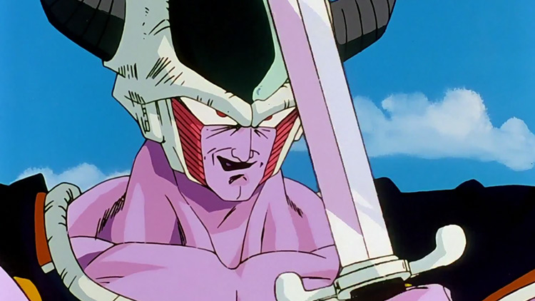King Cold in Dragon Ball Z anime