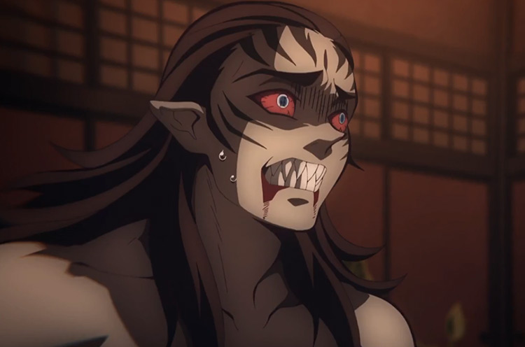 Kyogai from Demon Slayer anime