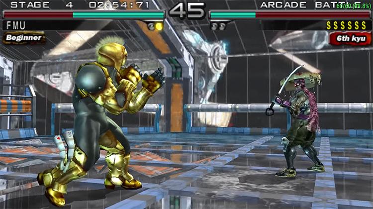 Tekken: Dark Resurrection screenshot