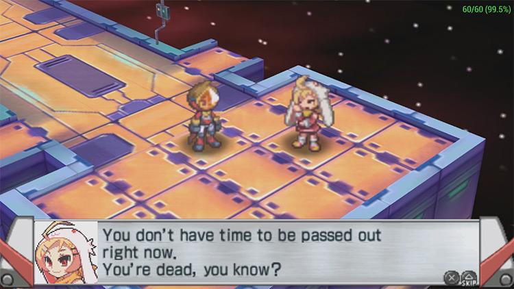 ZHP: Unlosing Ranger vs. Darkdeath Evilman for PSP