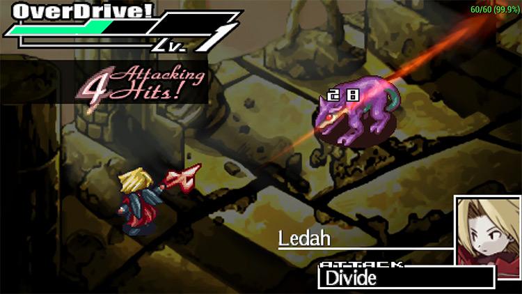 Riviera: The Promised Land PSP screenshot