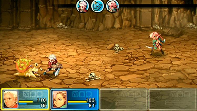 Crimson Gem Saga screenshot