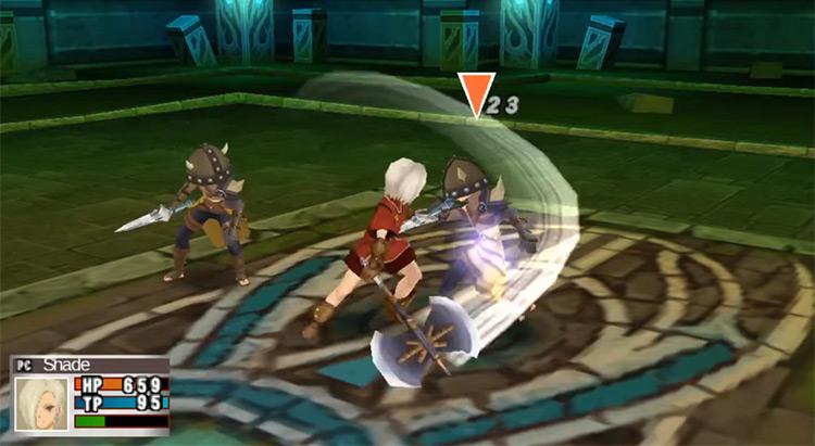Tales of the World: Radiant Mythology for PSP