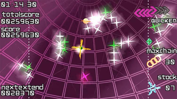 Every Extend Extra PSP screenshot