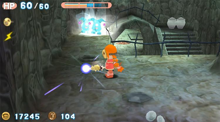 Gurumin: A Monstrous Adventure screenshot