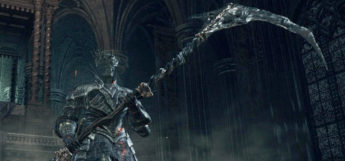 Great Corvian Scythe Build with Hollow Infusion in DS3
