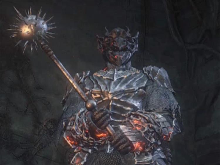 Morning Star from Dark Souls 3