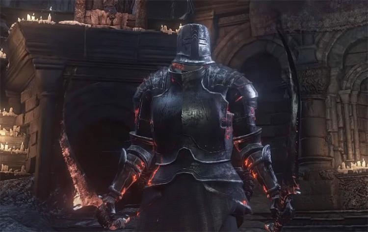 Warden Twinblades Dark Souls 3