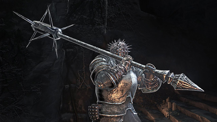 Spiked Mace Dark Souls 3 screenshot