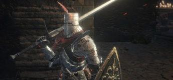Astora Greatsword Knight Build in DS3