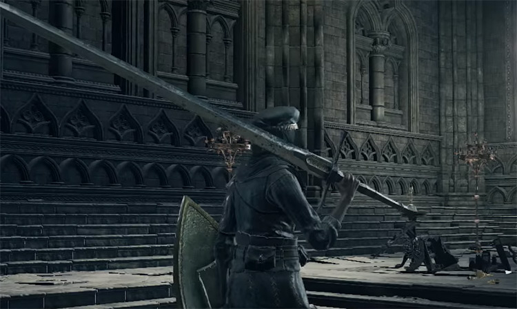 Astora Greatsword Dark Souls 3