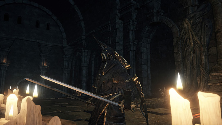 Gotthard Twinswords in Dark Souls 3